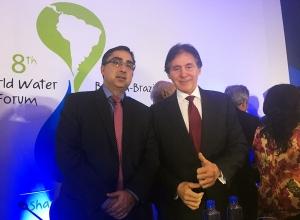 20/03/2018 - Fórum Mundial da Água - Brasília/DF 2018