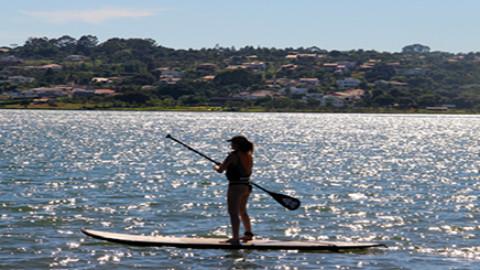 GDF e Caesb realizam estudo para captação de água do Paranoá