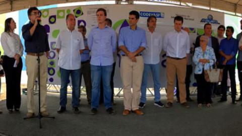 Petrolina recebe investimento de R$ 5 milhões para obras de esgotamento sanitário