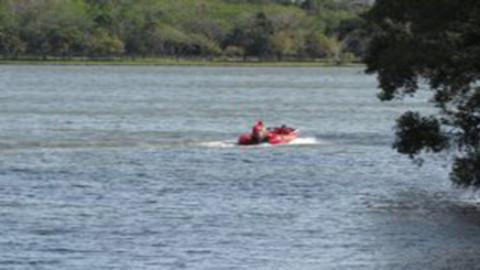 Voluntários retiram mais 26 toneladas de lixo da bacia do Rio Cascavel, no Paraná