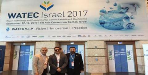 Cagece visita experiências de dessalinização e reúso em Israel