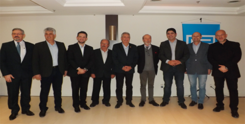 Corsan detalha projeto de PPP em encontro com prefeitos