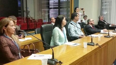 Cesan debate sobre meio ambiente em Comissão na Assembleia do Espírito Santo