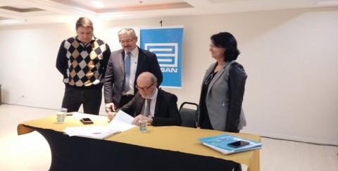 Corsan e Prefeitura de Alvorada (RS) firmam parceria para revitalizar Lagoa do Cocão