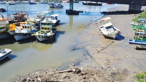 Estiagem reduz abastecimento em Macaé, Rio das Ostras e Barra de São João, no Rio de Janeiro
