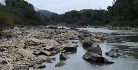 Continuidade da estiagem em SC mantém alerta para redução do consumo de água