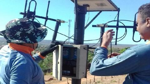 Energia solar automatiza poços da Agespisa no interior do Piauí