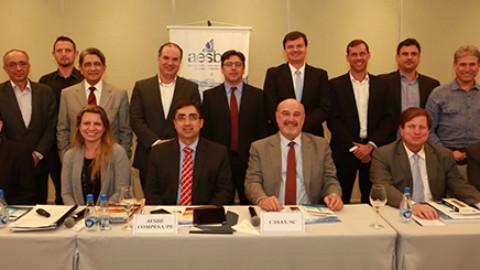 Assembleia Geral Ordinária e Extraordinária (AGOE) da Aesbe é realizada em Florianópolis (SC)
