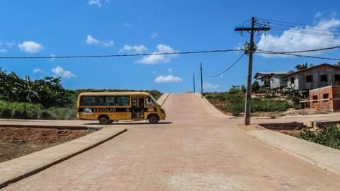 Obras de infraestrutura avançam em Porto Walter (AC)
