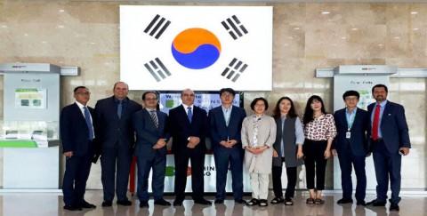Sanepar apresenta projetos de pesquisa em conferência na Ásia