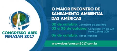 Congresso ABES / Fenasan 2017