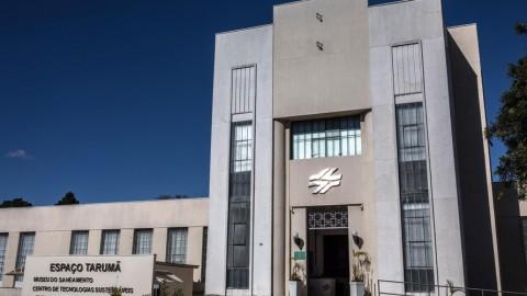 Sanepar promove exposição sobre primeira estação de tratamento de água do Paraná