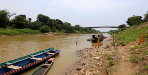 Pelo segundo dia consecutivo, Rio Acre atinge menor cota da série histórica