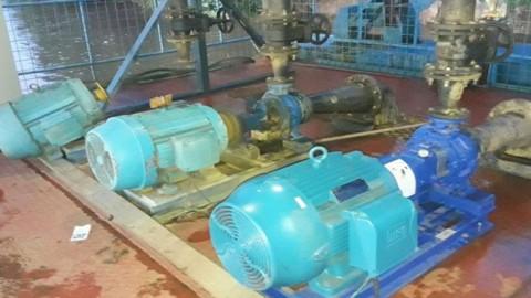 Caerr realiza ações de reestruturação do sistema de água no interior da Roraima