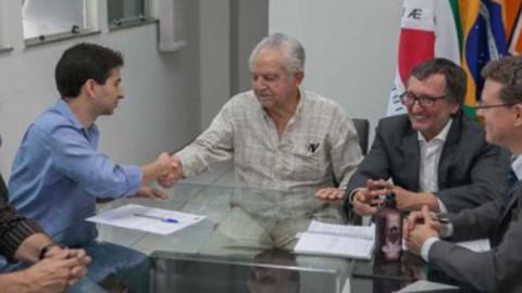 Copasa inicia obra da ETE Itapecerica em Divinópolis (MG)