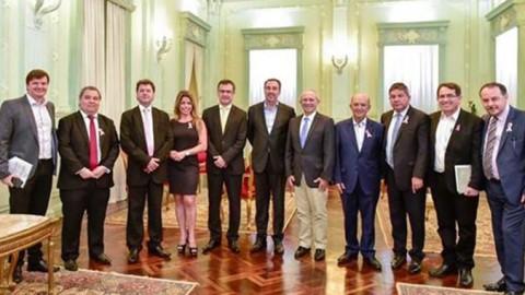 Governo do Espírito Santo e Caixa Econômica articulam liberação de R$ 1,2 bilhão