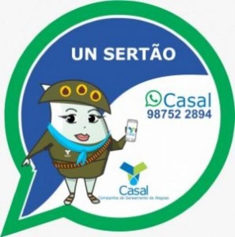 Casal disponibiliza número de WhatsApp para atendimento no Sertão