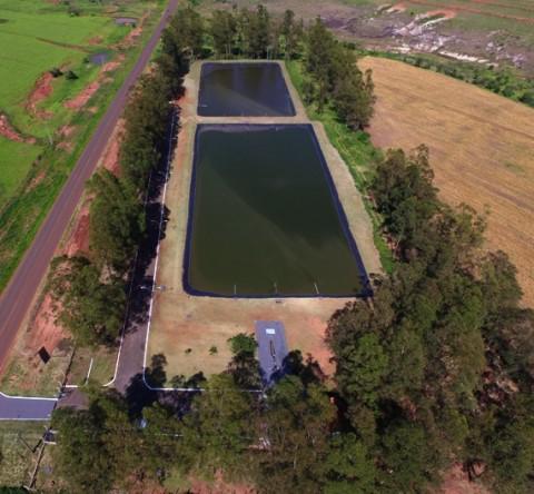 Obras ampliam sistema de esgotamento sanitário em Tacuru (MS)
