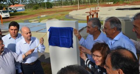 Governo estadual entrega R$5,5 milhões em obras de saneamento básico em Nova Andradina (MS)