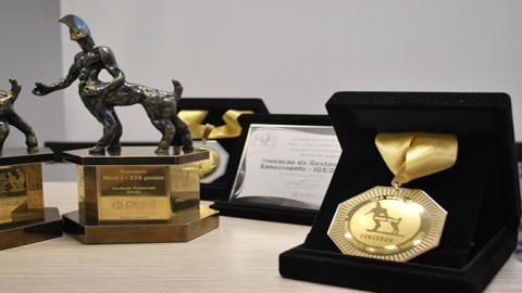 Deso é premiada em duas categorias no PNQS 2017