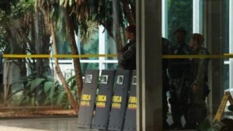 Força Nacional vai acompanhar dia de manifestações na Esplanada hoje