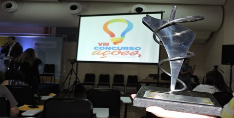 Casal conquista segundo lugar no Concurso de Ações Inovadoras