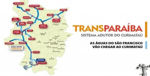 Governador do RN assina ordem de serviço da TransParaíba no próximo dia 14