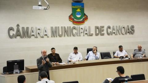 Corsan apresenta PPP do Saneamento na Câmara de Canoas