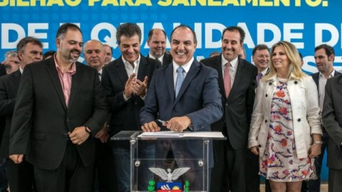 Governo Federal libera recursos de R$ 1,5 bilhão para obras de saneamento em 56 municípios do Paraná