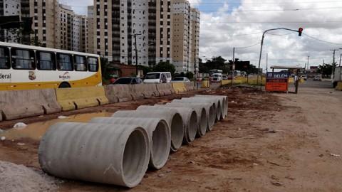 Cosanpa amplia sistema de abastecimento de água do setor Sideral, em Belém (PA)