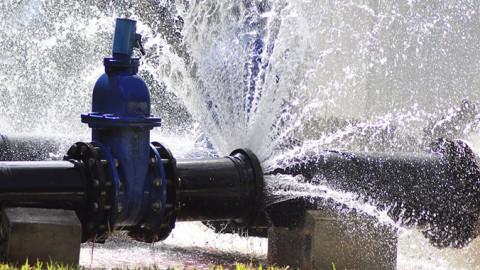 Caesb reduz perdas de água no sistema de abastecimento