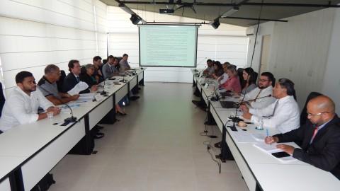 Coordenadores das Câmaras Técnicas da Aesbe se reúnem para criar calendários de reuniões de 2018
