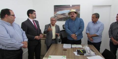 Casal e Governo de Alagoas vão investir R$ 30 milhões em obras hídricas em Rio Largo (AL)