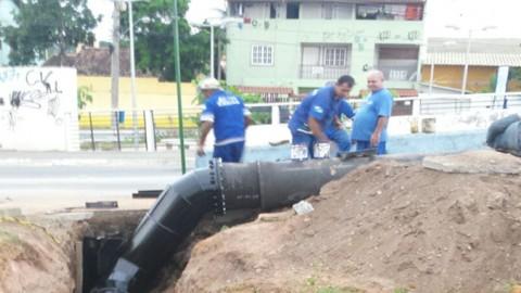 Rio das Ostras (RJ) recebe melhorias para aumento da oferta de água