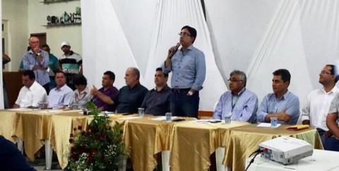 Compesa anuncia obra de R$ 22 milhões para ampliar o abastecimento de água da cidade de Gravatá (PE)