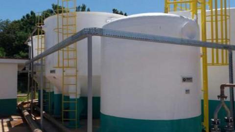 Nova Estação de Tratamento amplia abastecimento de água em Araquari (SC)