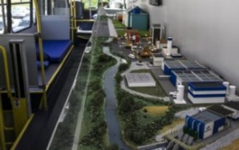 Sanepar mostra o caminho das águas no Show Rural, em Cascavel (PR)