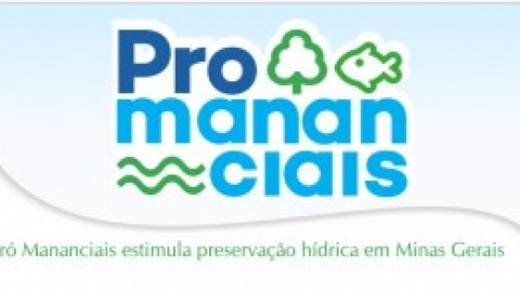 Pró Mananciais estimula preservação hídrica em Minas Gerais