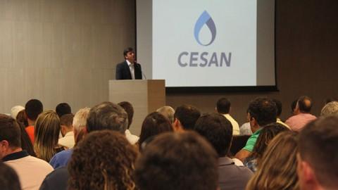 Cesan apresenta novas práticas de governança corporativa em evento