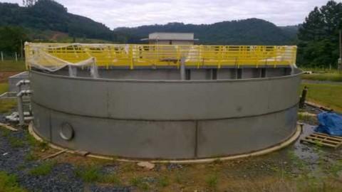 CASAN entrega sistema de esgoto sanitário de Ituporanga (SC) no primeiro semestre desse ano