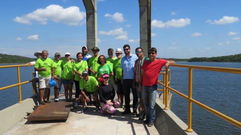 Deso e moradores fazem visita técnica a Barragem do Poxim, em Sergipe