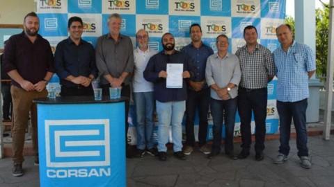 Assinada ordem de início para ampliação da barragem da Corsan em Silveira Martins (RS)