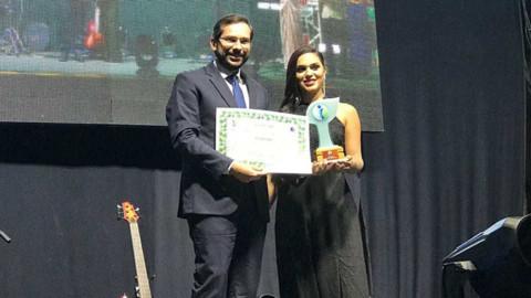 Saneago recebe Prêmio Socioambiental em São Paulo (SP)