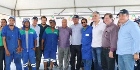 Inaugurado Sistema Integrado de Abastecimento em Umbauba e Itabaianinha, em Sergipe
