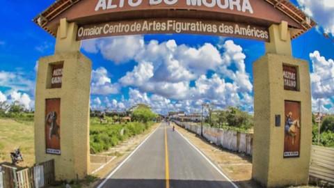 Alto do Moura, em Pernambuco, ganha sistema de esgotamento