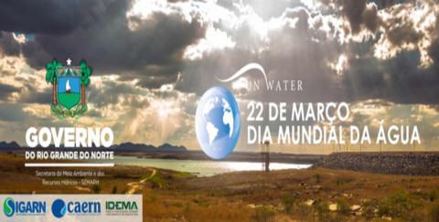 Caern divulga programação para a Semana da Água