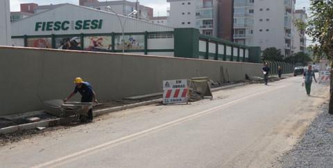 CASAN recupera vias de Rio do Sul (SC) que receberam obras de esgotamento sanitário