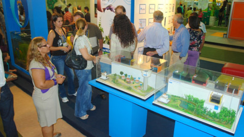 Dia Mundial da Água movimenta mil pessoas em atividades da Cesan