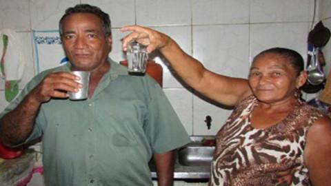 Localidade do Taguá, em Cotegipe, é beneficiada com água tratada no oeste da Bahia