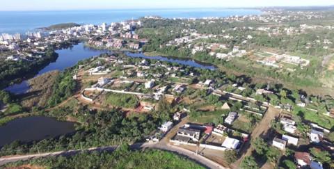 Começa a ampliação do sistema de abastecimento de água de Santa Arinda, em Guarapari (ES)